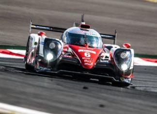 Kamui Kobayashi hält den Schlussattacken von Loic Duval statt und fährt zum Heimsieg für Toyota