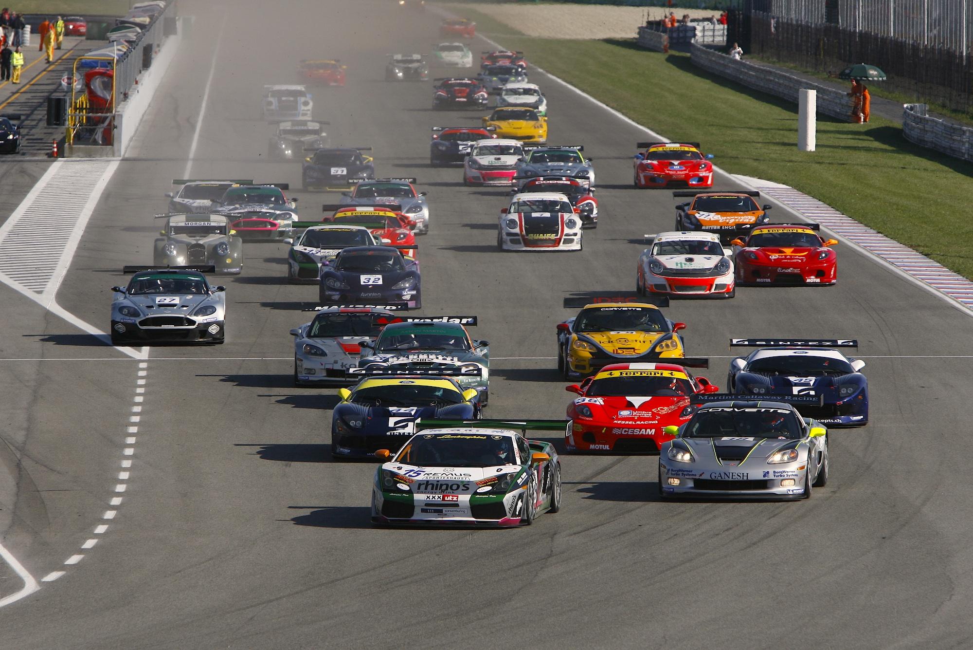 Blüte im GT-Sport: Die GT3-Klasse gewinnt weiterhin an Auftrieb | © DPPI