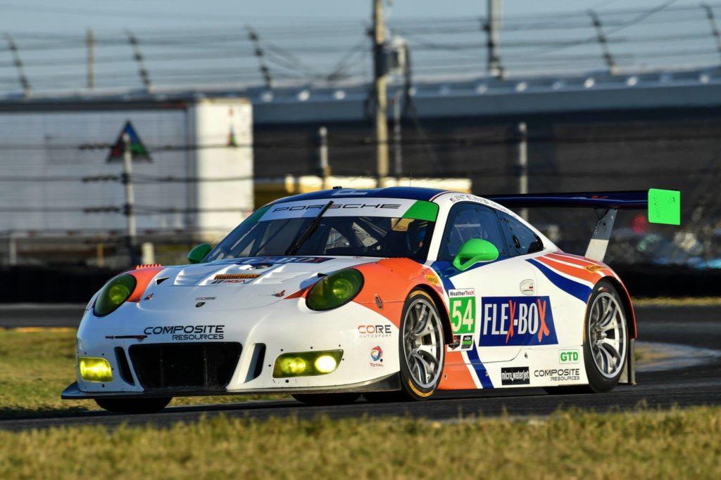 CORE Autosports tritt erstmals in der GT-Klasse an   © IMSA