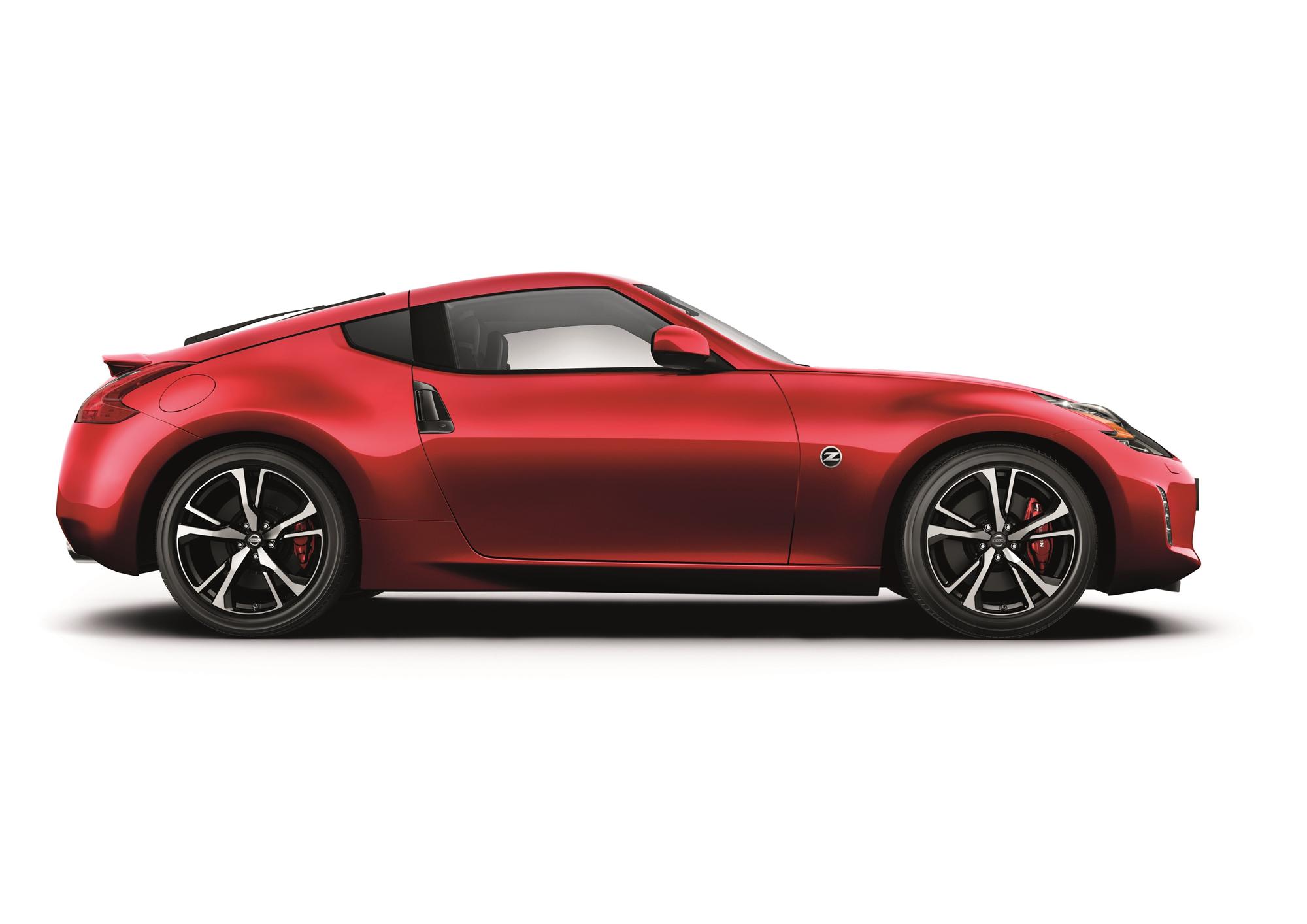 Sportwagen: Nissan überarbeitet 370Z-Baureihe - SportsCar ...