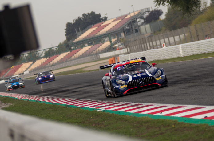 Blancpain Endurance Cup in Barcelona