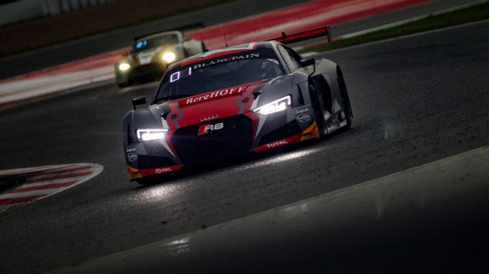 Blancpain GT Series in Barcelona