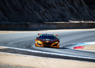 Intercontinental GT Challenge in Laguna Seca