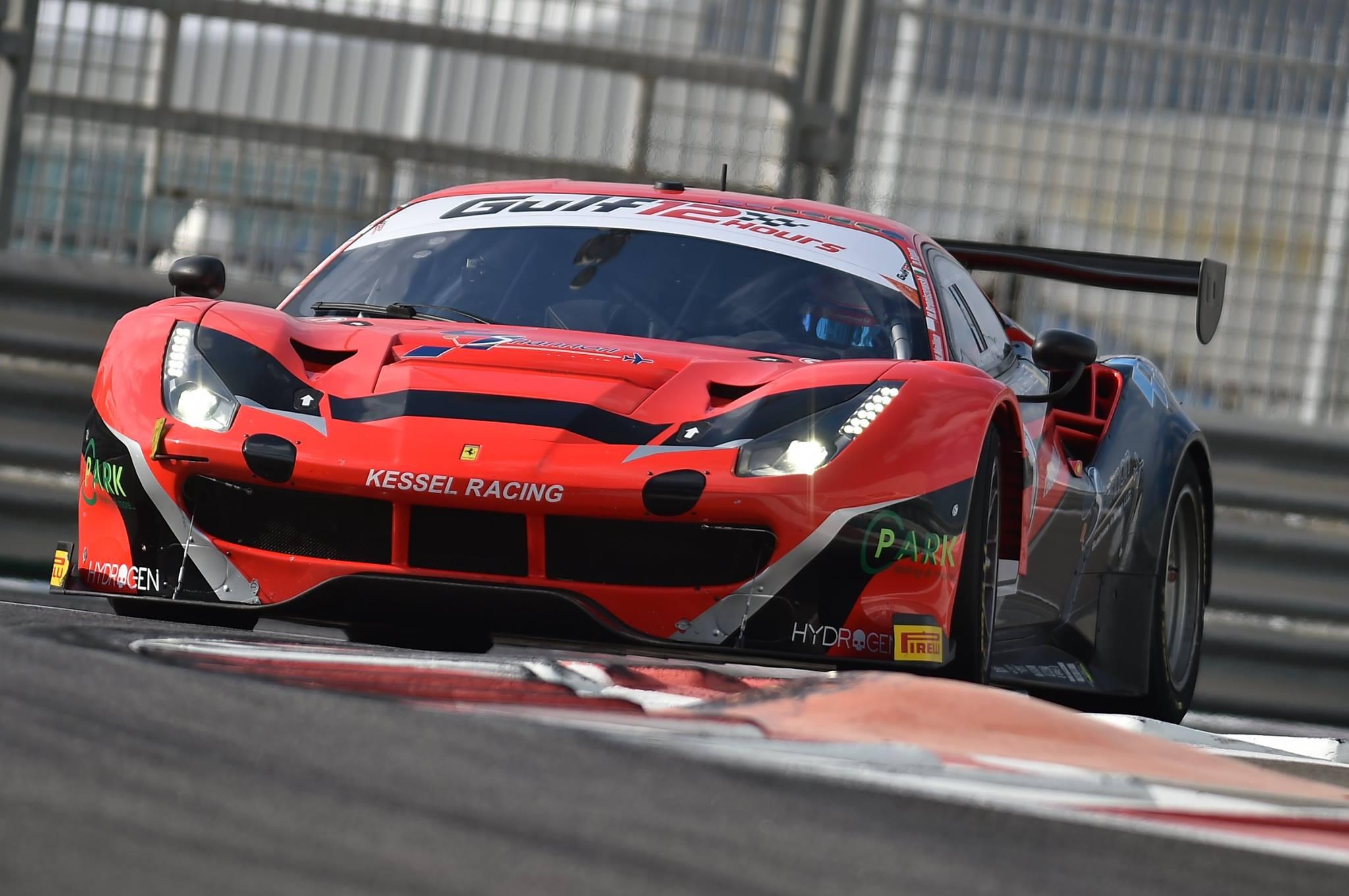 Abu Dhabi: Kessel Racing startet von der Poleposition - SportsCar ...