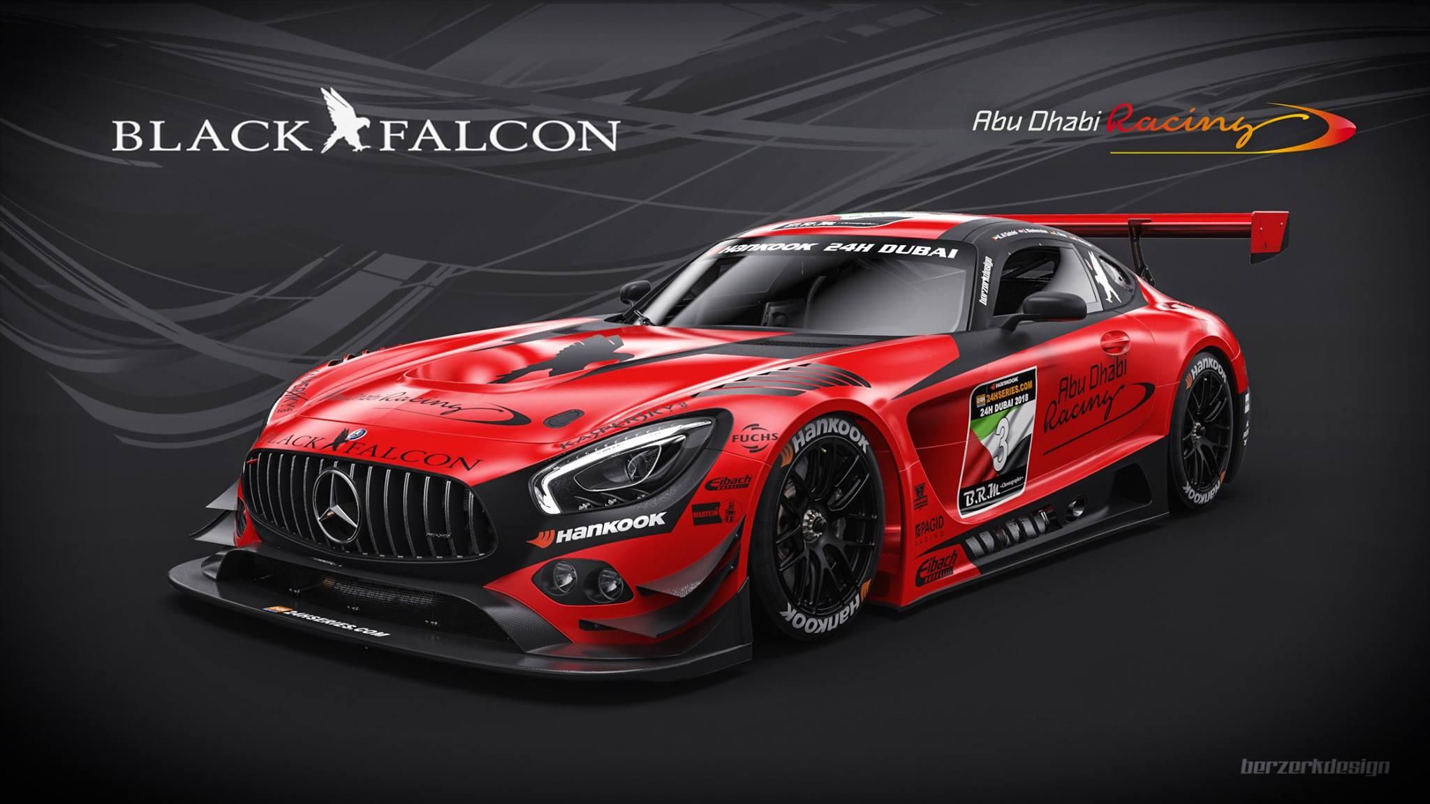 Fotostrecke Black Falcon Zeigt Erste Fahrzeuggestaltung F 252 R Dubai Sportscar Info De