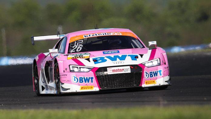 Mücke Motorsport ADAC GT Masters Jeffrey Schmidt Most