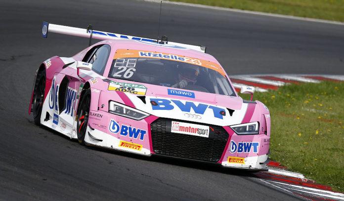 Mücke Motorsport ADAC GT Masters Sieg Most