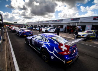 Blancpain GT Silverstone