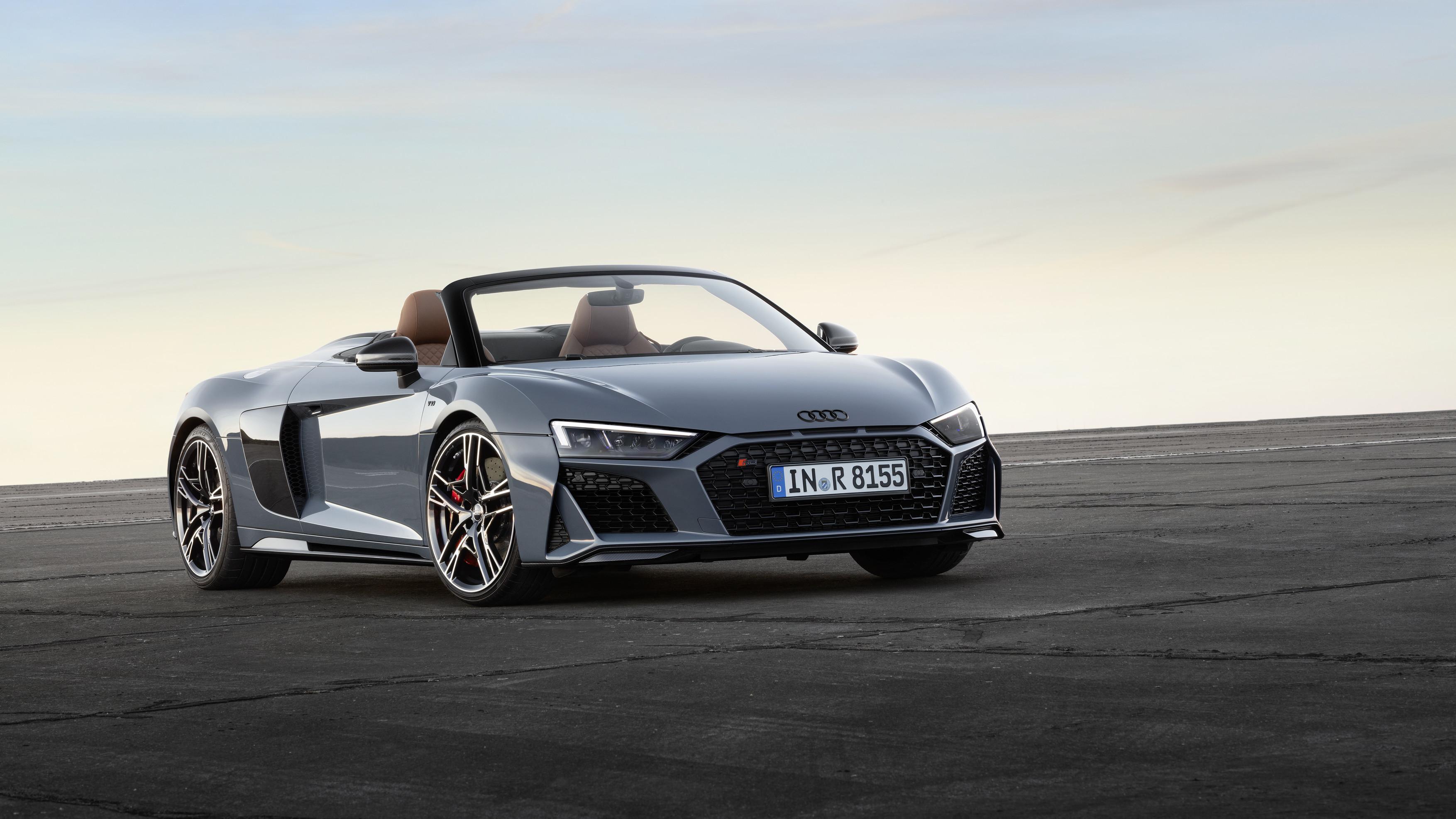 Fotostrecke: Audi überarbeitet den R8 umfangreich ...   audi luxury sports car