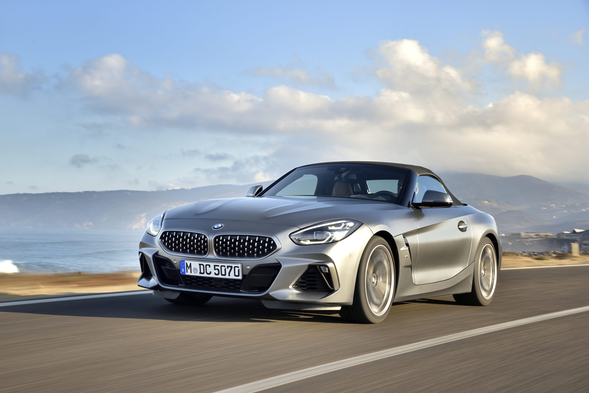 2020 BMW Z4 Redesign and Review