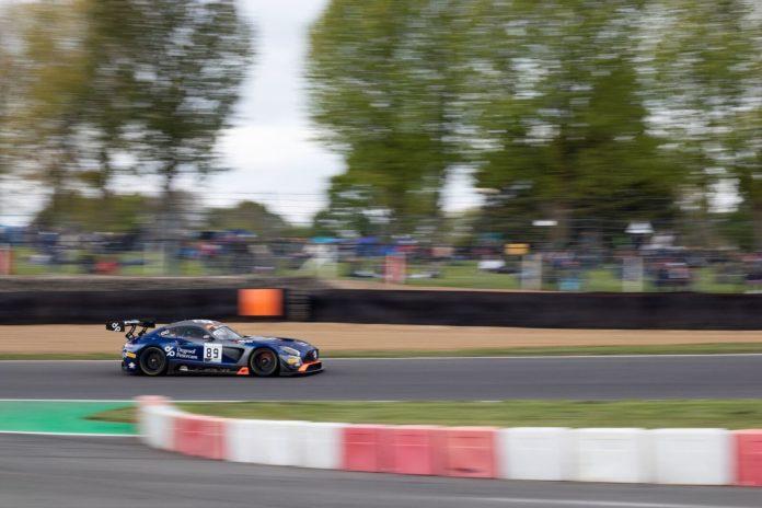 AKKA-ASP Mercedes-AMG GT3 Blancpain GT World Challenge Europe