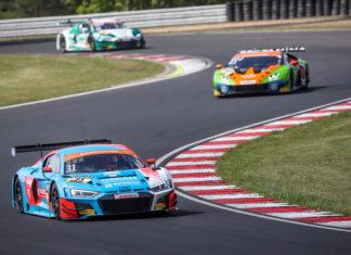 Audi R8 LMS HCB Rutronik Racing ADAC GT Masters