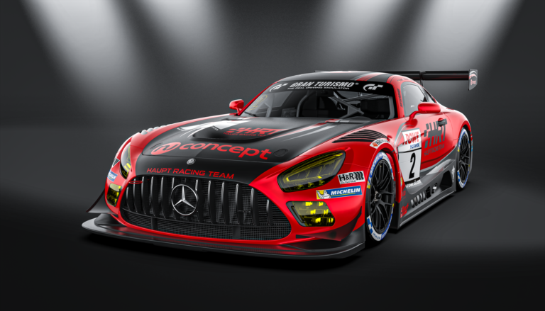 GT-Sport: Haupt Racing Team geht an den Start