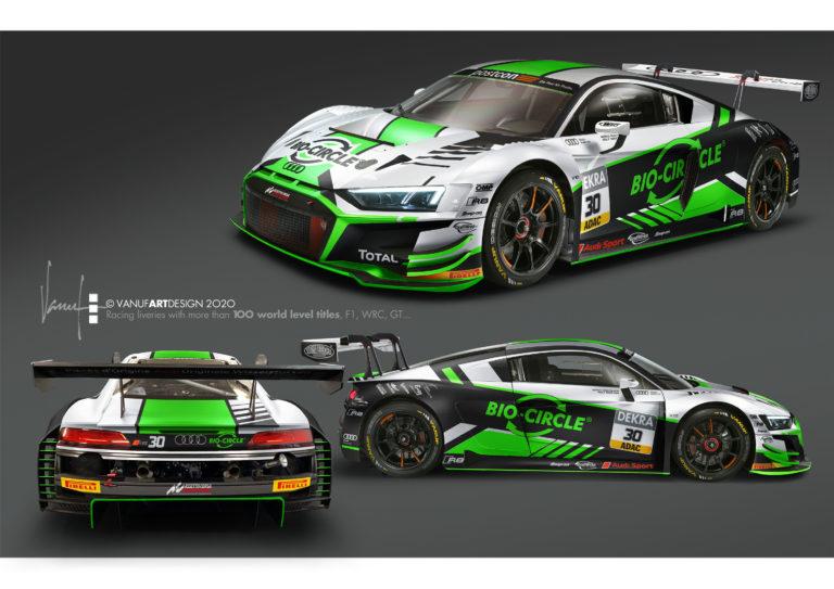 ADAC GT Masters: W Racing Team stellt Fahrer für Debütsaison auf