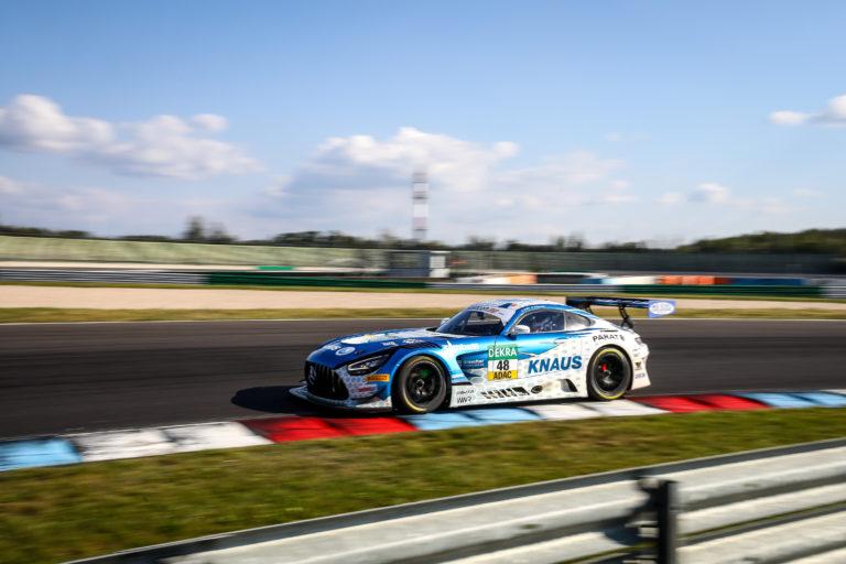 ADAC GT Masters: HTP-Winward Motorsport fährt Bestzeit in der Lausitz
