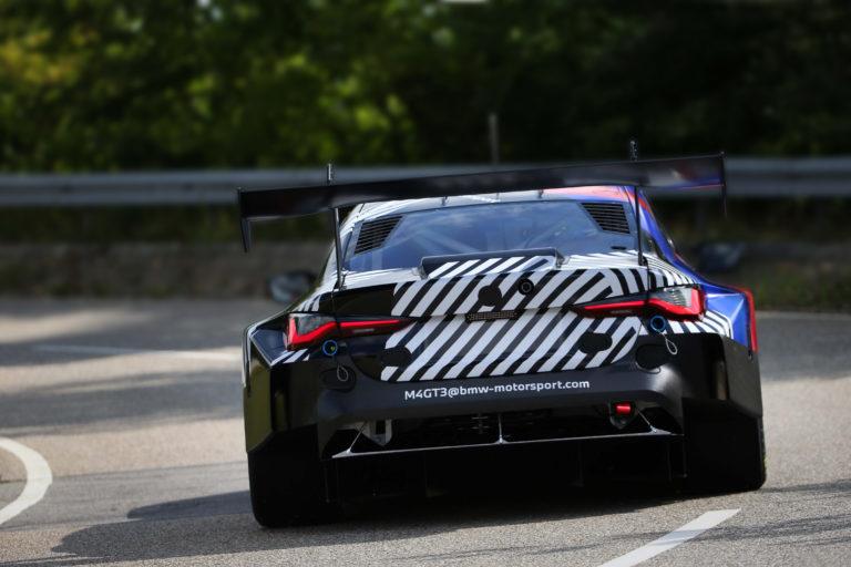 GT-Sport: BMW M4 GT3 absolviert Rollout in Dingolfing