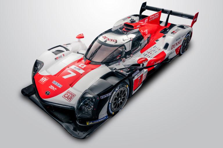 Langstrecken-WM: Toyota päsentiert GR010 Hybrid Hypercar
