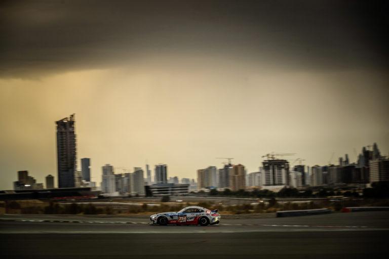 Dubai 24: Daten und Fakten zum Wüstenrennen