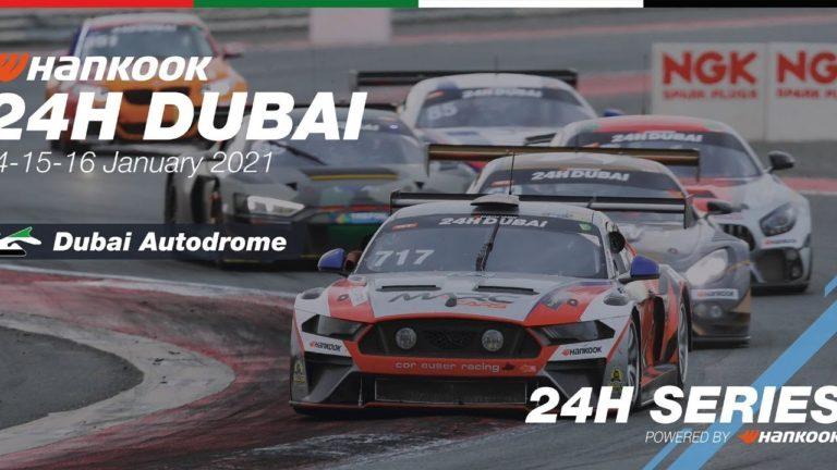Livestream: 24 Stunden von Dubai – Sonntag