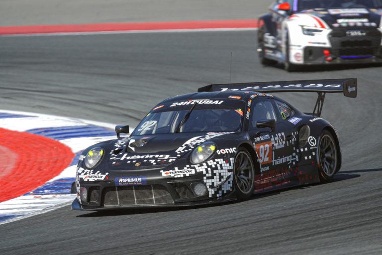 Dubai 24: Poleposition für Herberth Motorsport