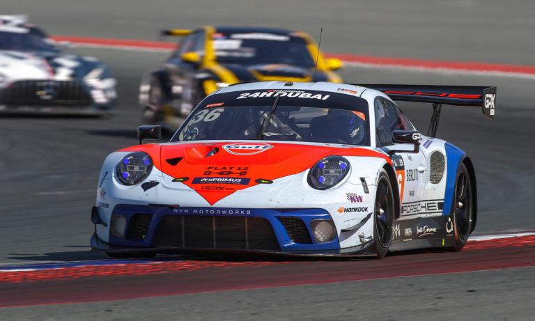 Dubai 24: GPX Racing führt vor HRT und GRT