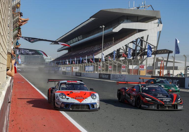 Dubai 24: GPX Racing dominiert, W Racing Team erficht Silber