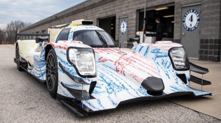 Daytona: Sechsjähriger Fan entwirft Folierung von Era Motorsports