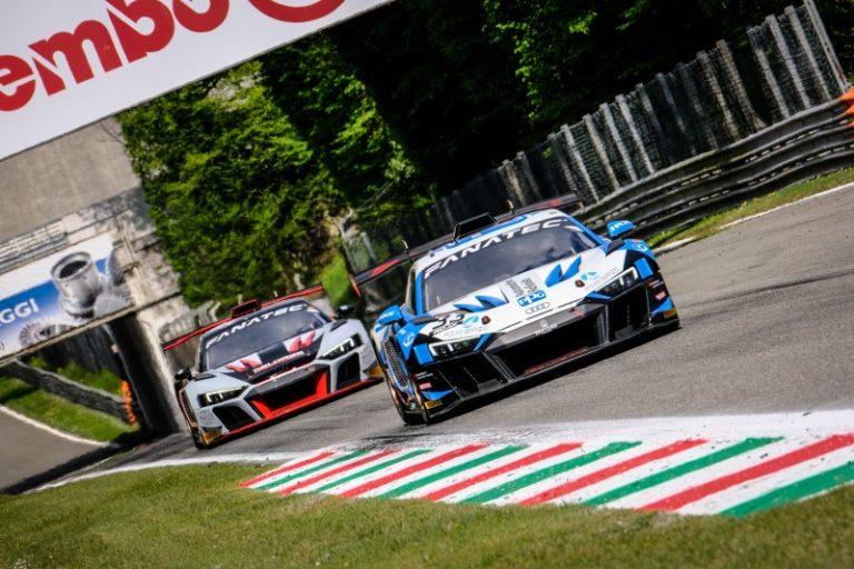 GT2: Audi dominiert Auftaktwochenende in Monza