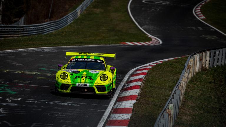 NLS: Manthey-Racing siegt beim DMV-Vier-Stunden-Rennen
