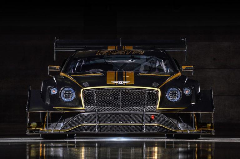 Fotostrecke: Bentley greift mit modifizierten Continental GT3 am Pikes Peak an