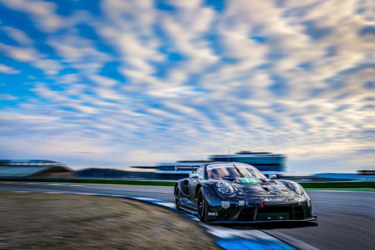 Le Mans: Porsche komplettiert GTE-Pro-Cockpits