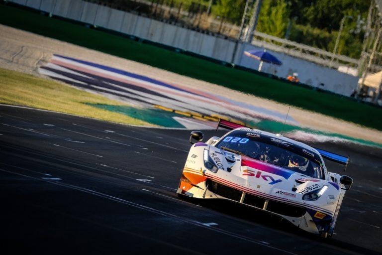 GT World Challenge Europe Sprint Cup – Misano – Starterliste 2021
