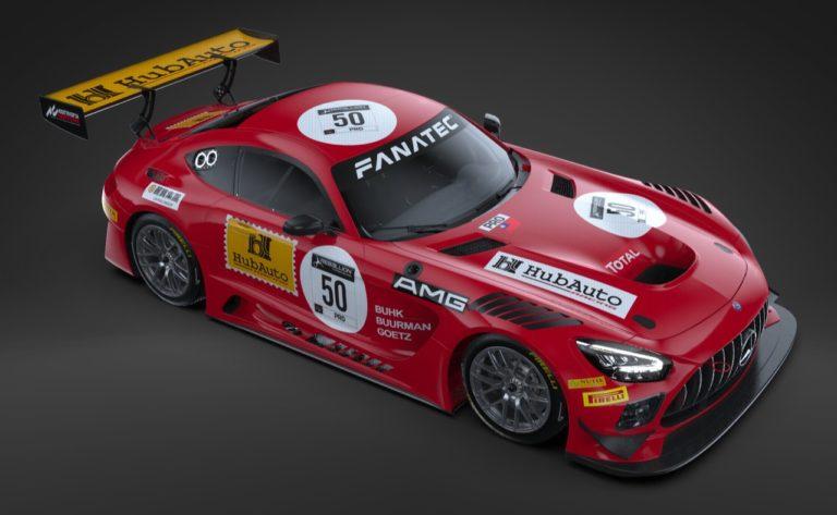 "Spa 24: HubAuto Racing bringt die ""Rote Sau"" an den Start"