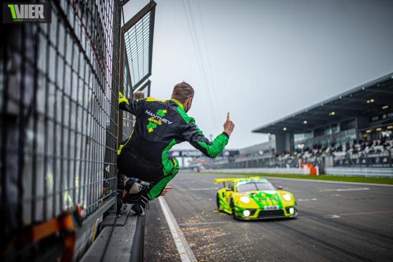 Fotostrecke: Manthey-Racing feiert siebten Gesamtsieg