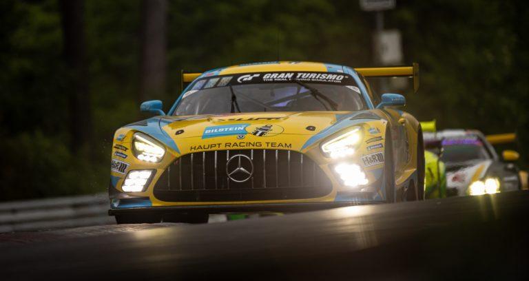N'ring 24: HRT führt nach dem ersten Sechstel, Frikadelli und Phoenix verlieren Top-Autos