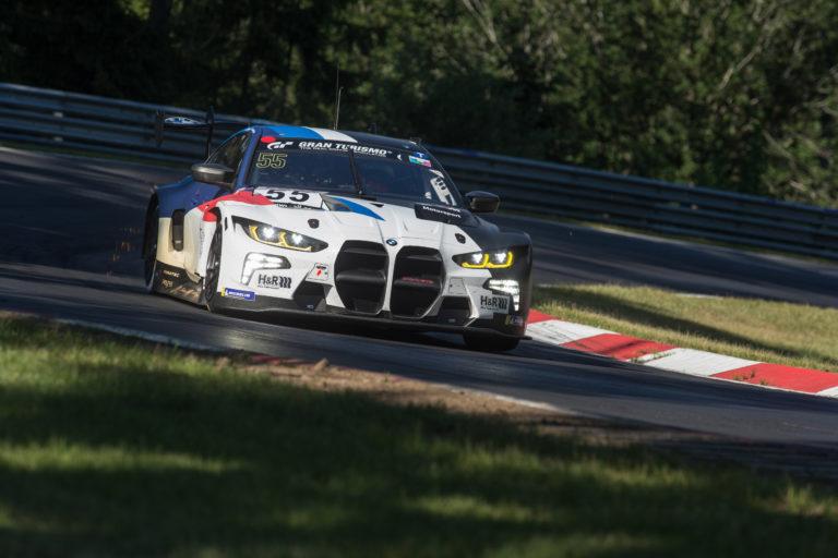 Video: Mit dem BMW M4 GT3 durch die grüne Hölle
