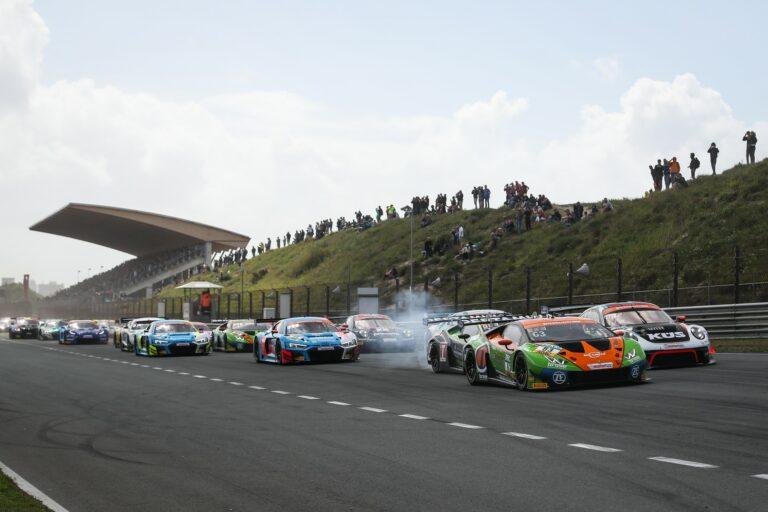 ADAC GT Masters – Zandvoort – Starterliste 2021