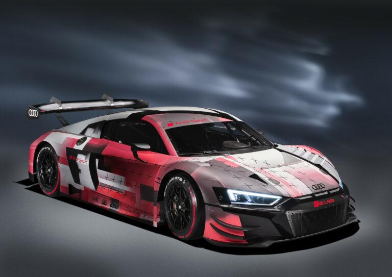 GT-Sport: Audi enthüllt zweite Evolutionsstufe des R8 LMS