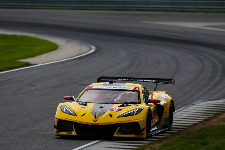 Lime Rock: Corvette Racing siegt nach roter Flagge