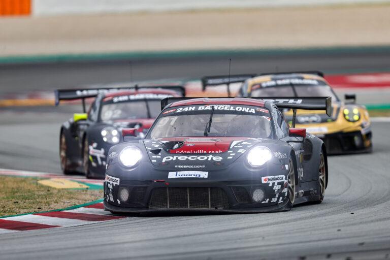 Barcelona 24: Herberth Motorsport holt Zweifachsieg