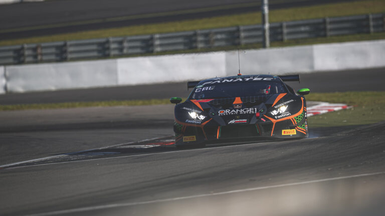 GTWC Nürburgring: FFF Racing schlägt AKKA ASP in knapper Qualifikation