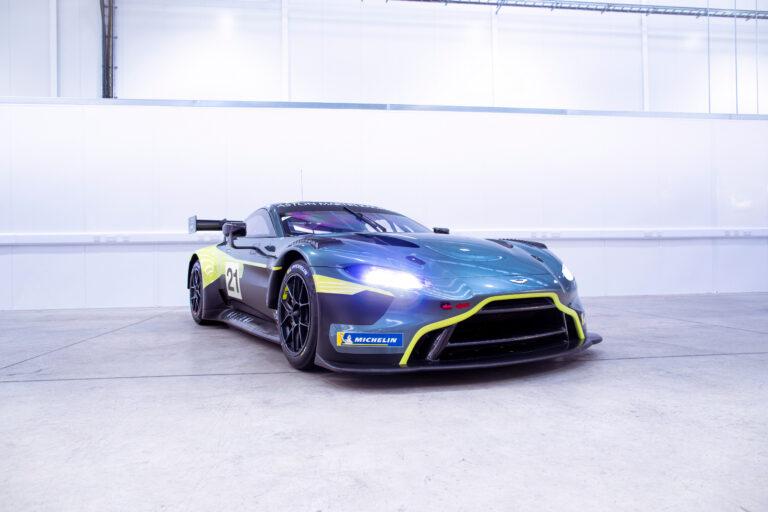 NLS: Aston Martin benennt Fahreraufgebot für Werkseinsatz