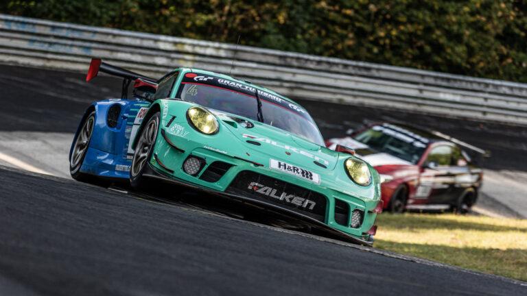 NLS: Falken Motorsports sichert sich erste Startreihe