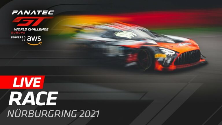 Livestream: GT World Challenge Endurance – Nürburgring – Rennen